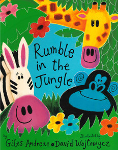 Rumble in the Jungle (Paperback) (Clearance Book/Non-Returnable)