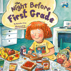The Night Before First Grade (Big Hardcover)