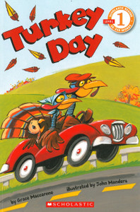 Turkey Day: Level 1 Reader (Paperback)