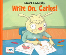 Write on Carlos (Writing Your Name): I See I Learn (Paperback)