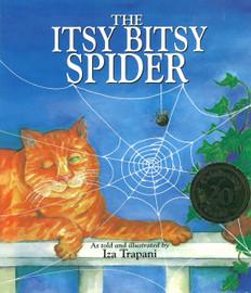 The Itsy Bitsy Spider (Paperback)