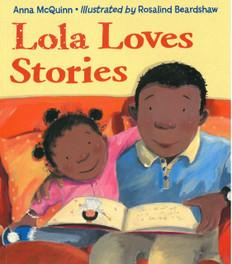 Lola Loves Stories (Paperback)