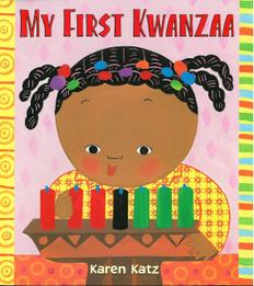 My First Kwanzaa: Karen Katz (Paperback)