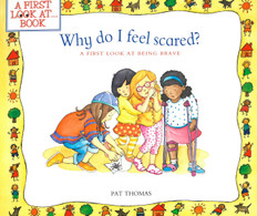 Why Do I Feel Scared?:  A First Look at Being Brave (Paperback)