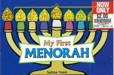 My First Menorah (bargain)