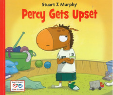 Percy Gets Upset (Dealing With Frustration): I See I Learn (Paperback)