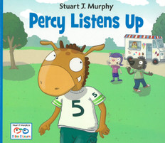 Percy Listens Up (Listening) (Paperback)