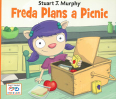 Freda Plans a Picnic (Sequencing): I See I Learn (Paperback)