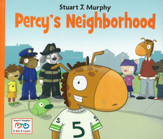 Percy's Neighborhood (Knowing Your Community): I See I Learn (Paperback)