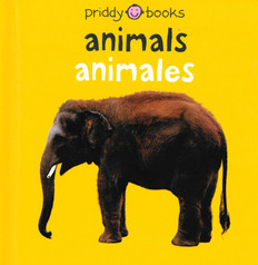 Animals (Spanish/English) (Board Book)