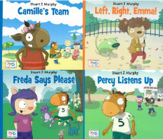 I See I Learn Manners and Emotions set of 4 (Paperback)