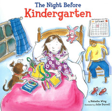 The Night Before Kindergarten (Big Hardcover)