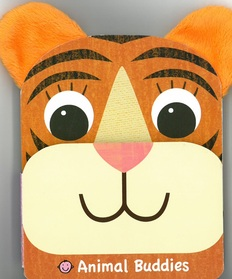 Tiger: Animal Buddies (Board Book)