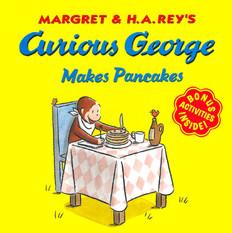Curious George Makes Pancakes (Paperback)