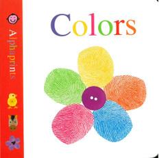 Colors: Alphaprints (Board Book)