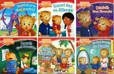 Daniel Tiger (BSB)-30 Books