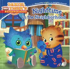 Daniel Tiger's Nighttime in the Neighborhood (Paperback)