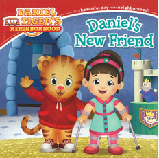 Daniel's New Friend (Paperback)