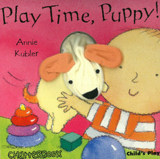 Play Time, Puppy! (Puppet Board Book)