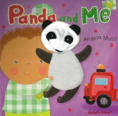 Panda and Me!: Puppet Pals  (Puppet Board Book)