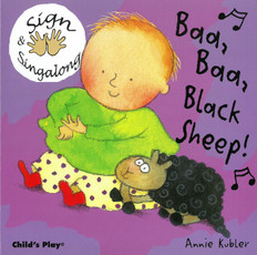 Baa Baa Black Sheep: Sign & Sing Along (Board Book)
