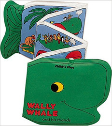 Wally Whale and His Friends (Bath Book)
