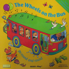 The Wheels On The Bus Go Round and Round ( Giant Paperback)