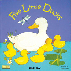 Five Little Ducks (17 x 17 Big Paperback)