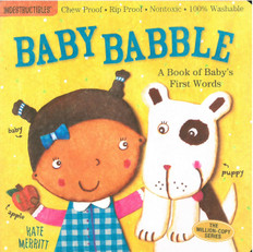 Baby Babble Indestructibles  (Indestructibles)