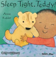 Sleep Tight, Teddy!  (Puppet Board Book)