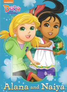 Alana and Naiya: Dora and Friends (Board Book)