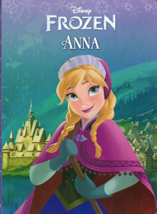 Anna: Disney Frozen (Board Book)