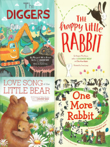 The Margaret Wise Brown Set of 4