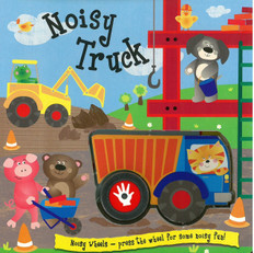 Noisy Truck  (Board Book)