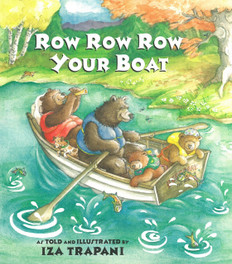 Row Row Row Your Boat (Paperback)