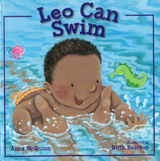 Leo Can Swim (Hardcover)