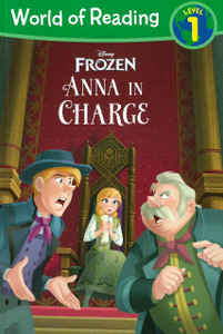 Anna in Charge: Level 1 (Paperback)