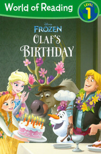 Olaf's Birthday: Level 1 (Paperback)
