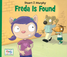 Freda Is Found: I See I Learn (Hardcover)