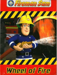 Fireman Sam: Wheel of Fire (Paperback)