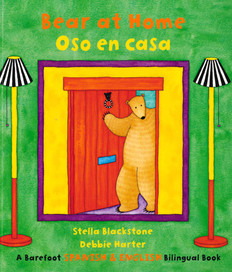 Bear at Home (Spanish/English) (Paperback)