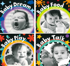 Baby's Day High Contrast  (EVB) - 40 Books (12x12x8)