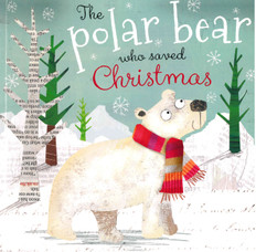 The Polar Bear Who Saved Christmas (Paperback)