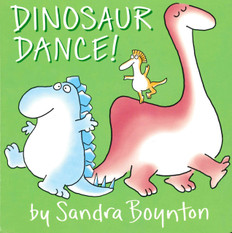 Dinosaur Dance (Board Book)