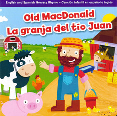 Z/CASE of 72 - Old MacDonald: Bilingual (Board Book)