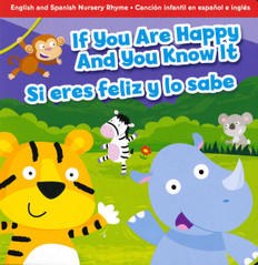 CASE OF 72- If You Are Happy and You Know It (Spanish/English) (Board Book)