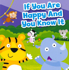 Z/Case of 72 - BBB If You Are Happy and You Know It! (Board Book)