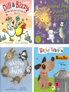Silly Animal Stories Set of 4