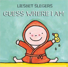 Guess Where I Am (Hardcover)