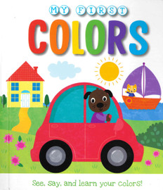 My First Colors (Board Book)